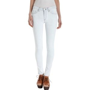 Rag & Bone Bleach Out Skinny Jeans Size 25